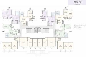Wing C 1st Floor