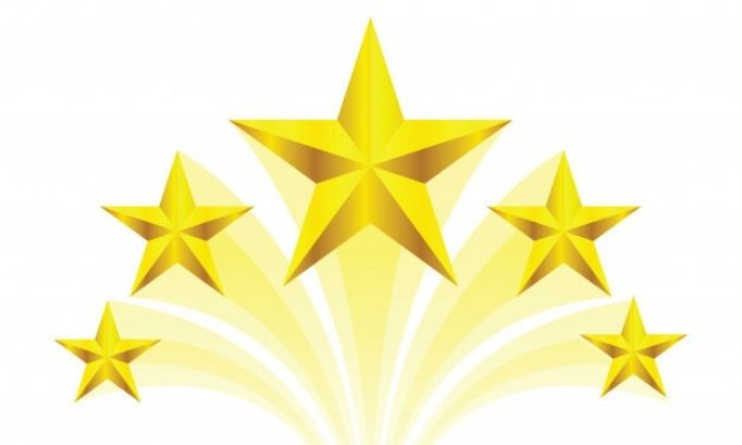products with five Star Ratings