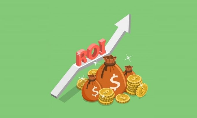High ROI – From Rentals and Property Appreciation