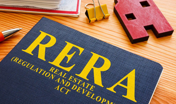 Importance of rera registered house